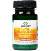 Vitamin B6 (P-5-P) (60 kap.)