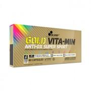 GOLD VITA-MIN ANTI-OX SUPER SPORT 60 Caps