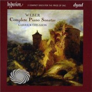Video Delta Weber,C. - Complete Piano Sonatas - CD