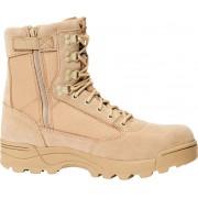 Brandit Zipper Tactical Boots Beige 42