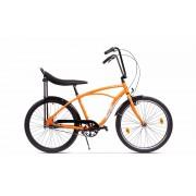 Bicicleta Pegas Strada 1 - Portocaliu