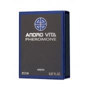 Andro Vita   Pheromone for Men 2ml