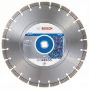 Диск диамантен за рязане Expert for Stone 350 x 25,40 x 3,2 x 12 mm, 2608603794, BOSCH