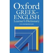 Oxford Greek-English Learner's Dictionary, Hardcover