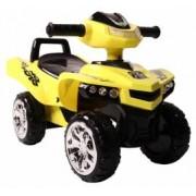 ATV fara pedale No Fear Yellow