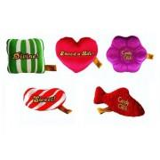 Candy Crush Kuddar 25cm
