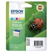 Epson T05304010 Tintapatron StylusPhoto 700, 710, 720 nyomtatókhoz, EPSON színes, 43ml Eredeti kellékanyag