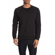 JASON SCOTT Banks Long Sleeve Raglan Tee BLACK