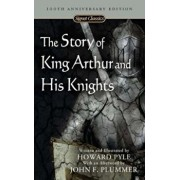 The Story of King Arthur and His Knights, Paperback/Howard Pyle
