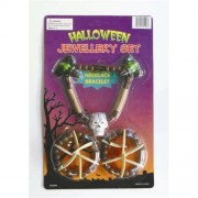 Rg Costumes 65128 Costume Teeth Bracelet And Necklace