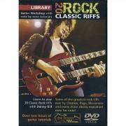 Roadrock International Lick library - Class Riffs Learn to play (Guitar), DVD