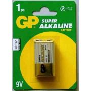Baterii 9V,Alkaline