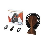 SteelSeries Arctis Wired/Wireless Over-the-head Stereo Headset - Black
