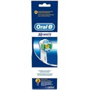 Oral-B 3D White Tandborsthuvud - 3 Stk.