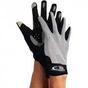 Mototrance Touch Recognition Full Finger All Season Outdoor Gloves - Large Size (Grey)