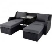 Express Pandora loungeset zwart