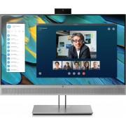 "HP EliteDisplay E243m 23.8"" Full HD IPS Black, Silver computer monitor"