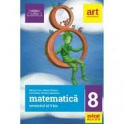 Matematica pentru clasa a VIII-a. Semestrul II. Clubul Matematicienilor
