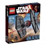 LEGO 75101 Star Wars Kit de Construccion Primer Orden Fuerzas Especiales TIE Fighter