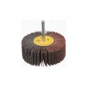 Perie circulara lamelara abraziva 60x30 mm VERTO