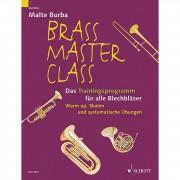 Schott Music Brass Master Class
