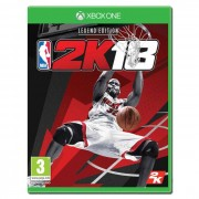 Take2 NBA 2K18 Legend Edition - XBOX ONE