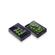 MAD OVER POKER Playing Cards(MOP-Card-Dark-Green)