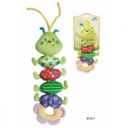Parkfield muzička plišana igračka za bebe – Gusenica pkf-81411