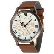 Lava Creation White dial Analog watch for boys men ( 308 )