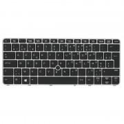 HP Laptop Toetsenbord Azerty BE + Trackpoint, Backlight voor HP EliteBook 725/820 (G3/G4)