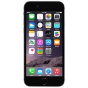 "Telefon Refurbished Apple iPhone 6, Procesor Apple A8 Dual Core 1.4 GHz, IPS LED-backlit widescreen Multi‑Touch 4.7"", 1GB RAM, 16GB flash, 8MP, Wi-Fi, 4G, iOS 8 (Gri)"