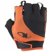 Lizard Skins Aramus Elite Gloves - Jet Black/Tangerine - XL - Black/Orange