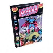 Caixa Decorativa Livro Liga da Justica DC Comics