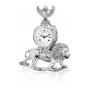Ceas mecanic argint LION