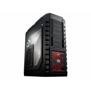COOLER MASTER CASE HAF X FULL TOWER ATX W/O PSU BLACK