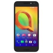 "Telefon Mobil Alcatel A3, Procesor Quad-Core 1.25GHz, IPS LCD capacitive touchscreen 5.0"", 1.5GB RAM, 16GB Flash, 13MP, Wi-Fi, 4G, Dual Sim, Android (Negru) + Cartela SIM Orange PrePay, 6 euro credit, 4 GB internet 4G, 2,000 minute nationale si internatio"
