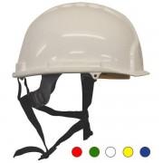 jsp Elmetto in polietilene art.MK7 Linesman colore bianco