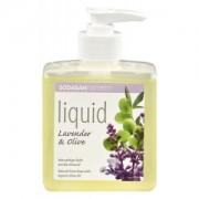 Sapun lichid/gel de dus ecologic Lavanda - Masline