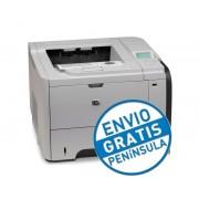 HP LaserJet P3015N Velocidad: Hasta 40 ppm - Resolución: 1200 x 1200 dpi - Memoria: 128 Mb. RAM - Conectividad: USB, Ethernet