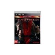 Metal Gear Solid V: The Phantom Pain - Edição de Lançamento - PS3 - (usado)
