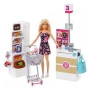 Mattel Barbie - Supermercado