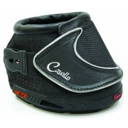Cavallo Sport Hoof Boot for Horses, Size 2, Black