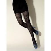 Eleganta strumpbyxor med mönster Coup de Foudre från Gerbe noir 4