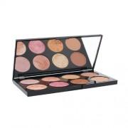 Makeup Revolution London Ultra Blush Palette 13G Palette 8 Blushes Golden Sugar 2 Per Donna(Cosmetic)