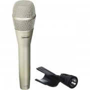 Microfon profesional cu fir supercardioid Shure KSM9