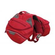 Palisades piros kutya hátizsák L/XL méret