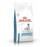 Royal Canin Veterinary Diet Skin Support pour Chien 2 x 2 kg
