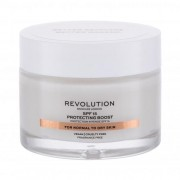 Revolution Skincare Moisture Cream Normal to Dry Skin SPF15 дневен крем за лице 50 ml за жени