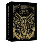 Dungeons and Dragons Art and Arcana [special Edition, Boxed Book & Ephemera Set]: A Visual History, Hardcover/Michael Witwer