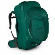 Osprey - Fairview 70 - Sac à dos de voyage taille 70 l - S/M, vert olive/turquoise